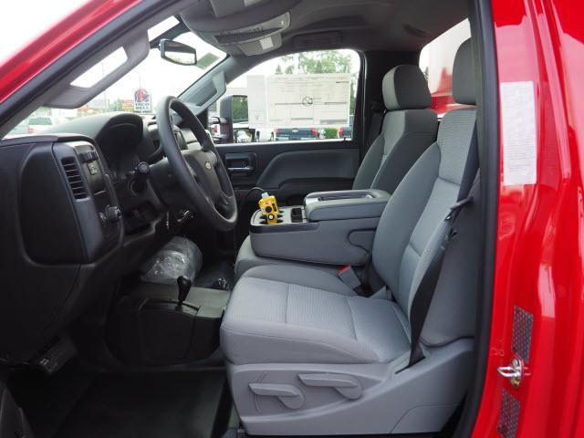 2019 Silverado 3500 Regular Cab DRW 4x4,  Rugby Dump Body #K55182 - photo 7
