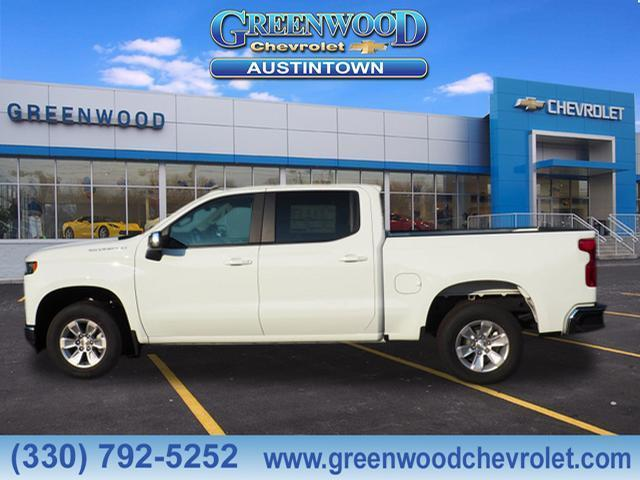 2019 Silverado 1500 Crew Cab 4x2,  Pickup #K55185 - photo 3