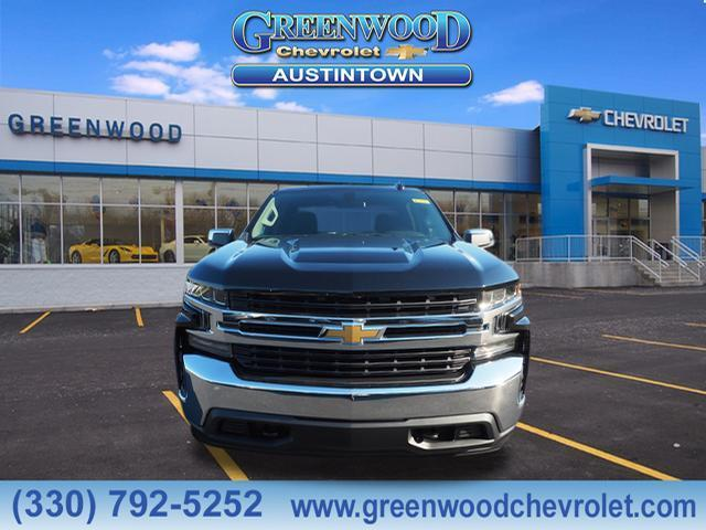 2019 Silverado 1500 Crew Cab 4x4,  Pickup #K55195 - photo 3