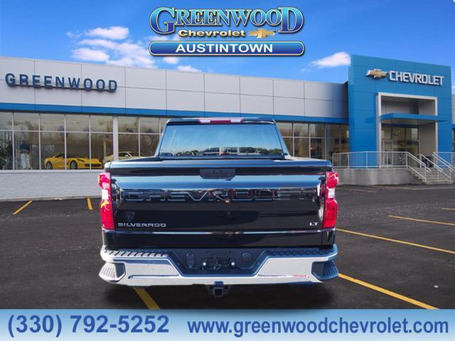 2019 Silverado 1500 Crew Cab 4x4,  Pickup #K55195 - photo 4