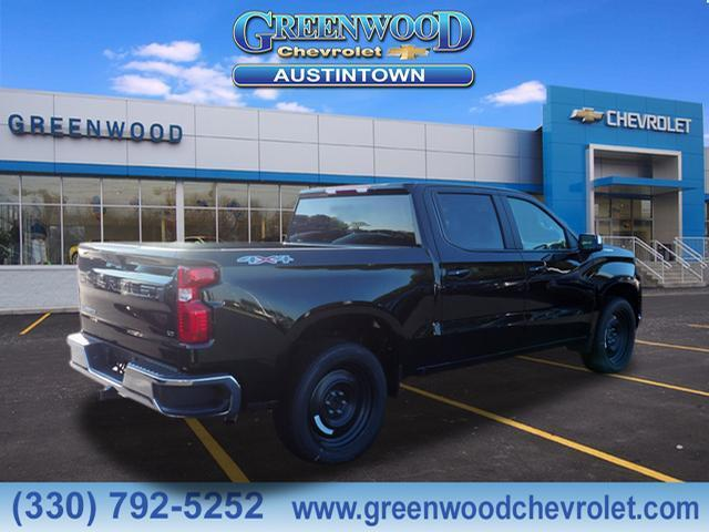 2019 Silverado 1500 Crew Cab 4x4,  Pickup #K55195 - photo 2