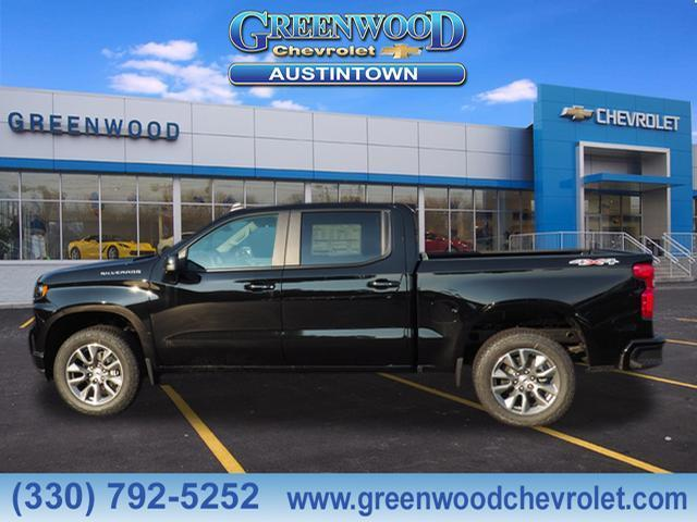 2019 Silverado 1500 Crew Cab 4x4,  Pickup #K55196 - photo 3