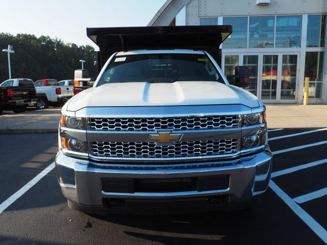 2019 Silverado 3500 Regular Cab DRW 4x4,  Air-Flo Dump Body #K55202 - photo 9
