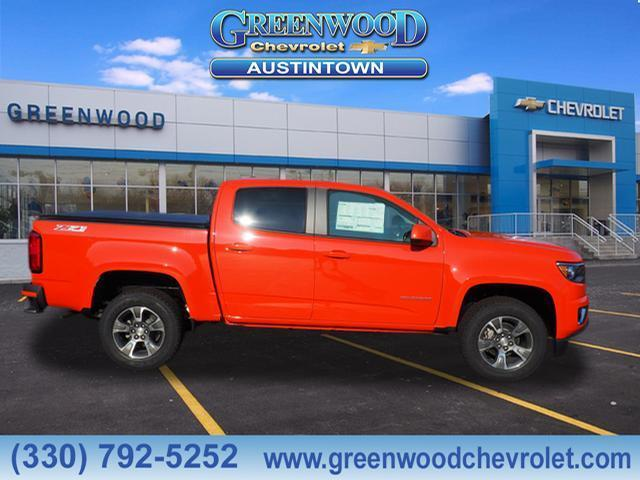 2019 Colorado Crew Cab 4x4,  Pickup #K55206 - photo 3