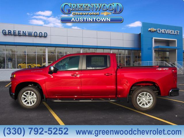 2019 Silverado 1500 Crew Cab 4x4,  Pickup #K55244 - photo 3