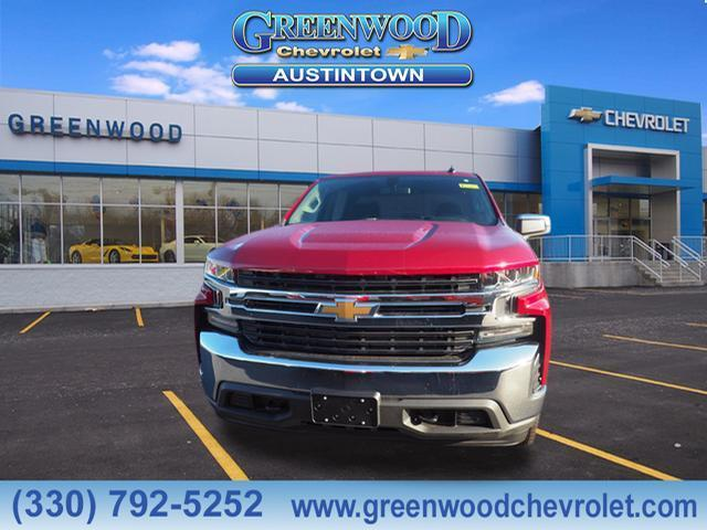 2019 Silverado 1500 Crew Cab 4x4,  Pickup #K55244 - photo 4