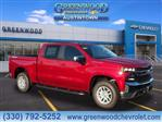 2019 Silverado 1500 Crew Cab 4x4,  Pickup #K55244 - photo 1