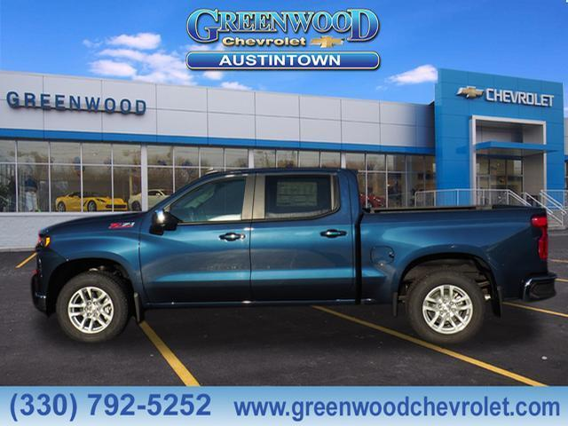 2019 Silverado 1500 Crew Cab 4x4,  Pickup #K55260 - photo 3