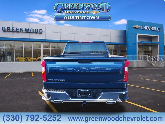 2019 Silverado 1500 Crew Cab 4x4,  Pickup #K55260 - photo 2