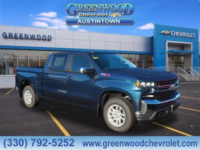 2019 Silverado 1500 Crew Cab 4x4,  Pickup #K55260 - photo 1