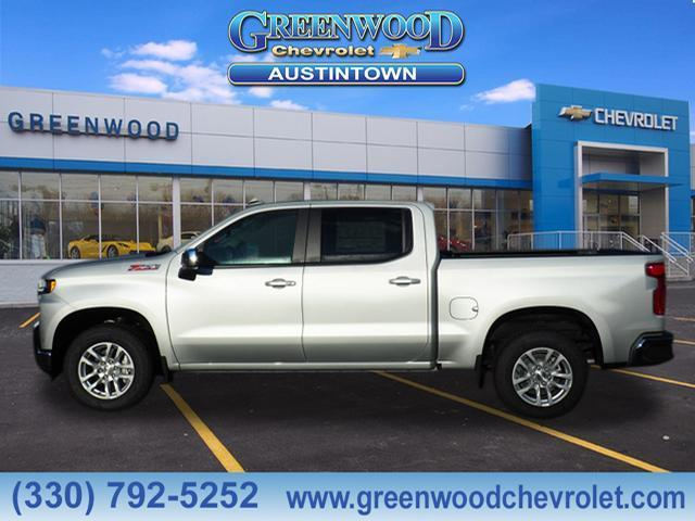 2019 Silverado 1500 Crew Cab 4x4,  Pickup #K55263 - photo 3