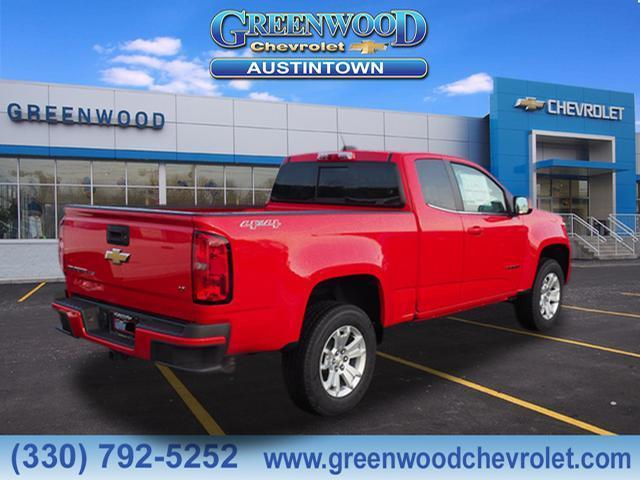 2019 Colorado Extended Cab 4x4,  Pickup #K55265 - photo 2