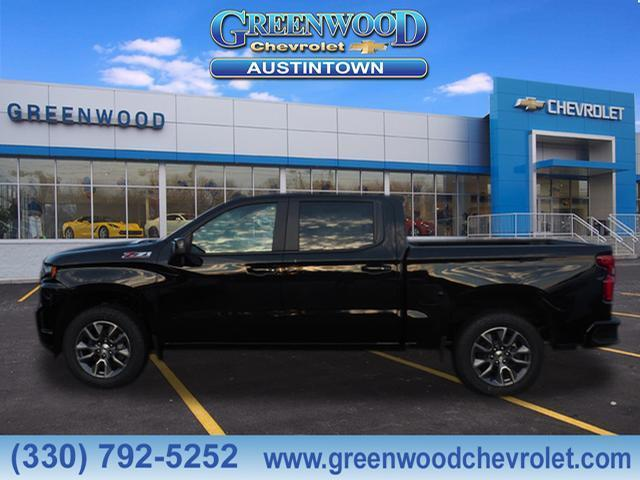 2019 Silverado 1500 Crew Cab 4x4,  Pickup #K55287 - photo 3