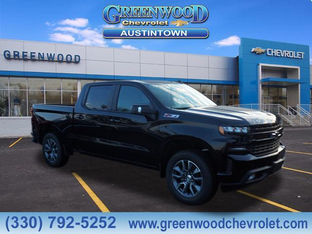2019 Silverado 1500 Crew Cab 4x4,  Pickup #K55287 - photo 4