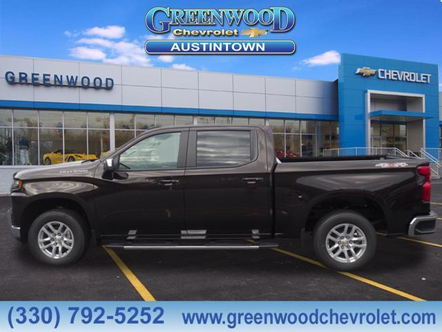 2019 Silverado 1500 Crew Cab 4x4,  Pickup #K55296 - photo 3