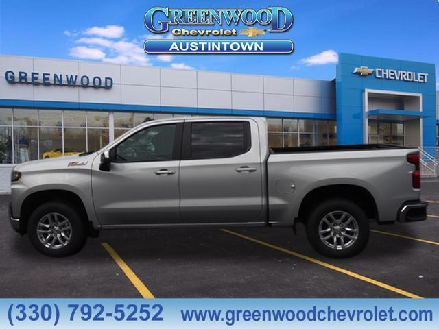 2019 Silverado 1500 Crew Cab 4x4,  Pickup #K55323 - photo 3