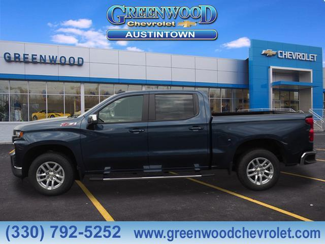 2019 Silverado 1500 Crew Cab 4x4,  Pickup #K55324 - photo 3