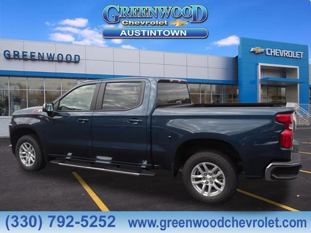 2019 Silverado 1500 Crew Cab 4x4,  Pickup #K55324 - photo 4