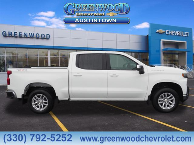 2019 Silverado 1500 Crew Cab 4x4,  Pickup #K55336 - photo 3