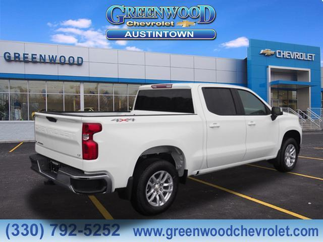2019 Silverado 1500 Crew Cab 4x4,  Pickup #K55336 - photo 2