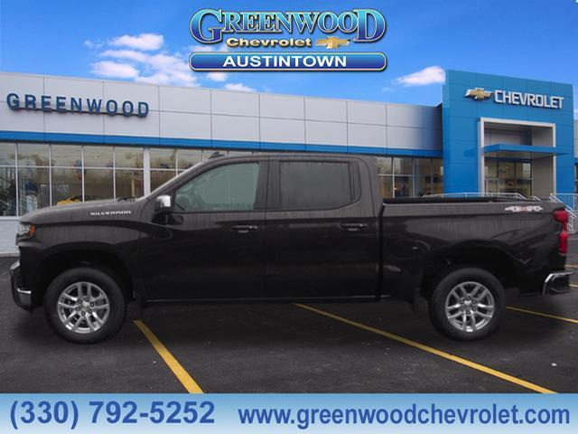2019 Silverado 1500 Crew Cab 4x4,  Pickup #K55352 - photo 3