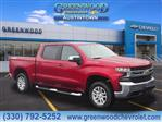 2019 Silverado 1500 Crew Cab 4x4,  Pickup #K55360 - photo 1