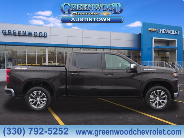 2019 Silverado 1500 Crew Cab 4x4,  Pickup #K55362 - photo 3