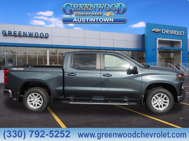 2019 Silverado 1500 Crew Cab 4x4,  Pickup #K55369 - photo 3