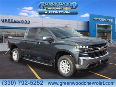 2019 Silverado 1500 Crew Cab 4x4,  Pickup #K55369 - photo 1