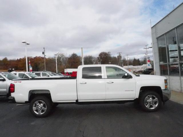 2019 Silverado 2500 Crew Cab 4x4,  Pickup #K55391 - photo 3