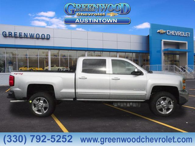 2019 Silverado 2500 Crew Cab 4x4,  Pickup #K55396 - photo 3