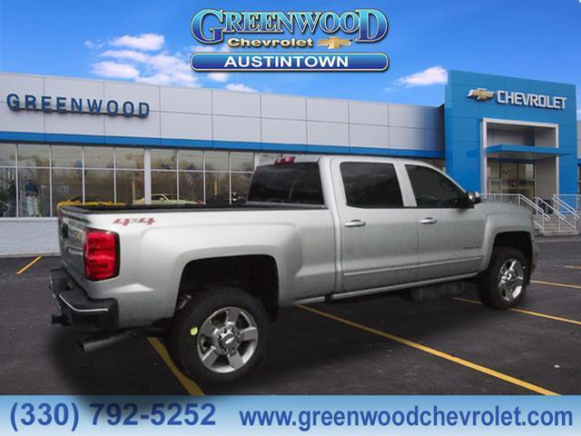 2019 Silverado 2500 Crew Cab 4x4,  Pickup #K55396 - photo 2