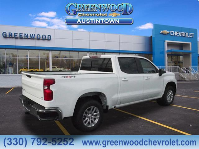 2019 Silverado 2500 Crew Cab 4x4,  Pickup #K55410 - photo 2