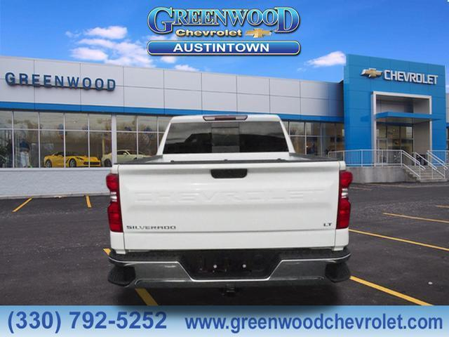2019 Silverado 2500 Crew Cab 4x4,  Pickup #K55410 - photo 4