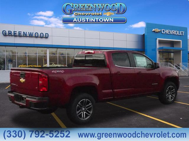 2019 Colorado Crew Cab 4x4,  Pickup #K55416 - photo 2