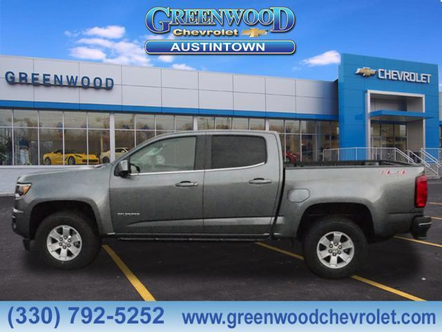 2019 Colorado Crew Cab 4x4,  Pickup #K55417 - photo 3
