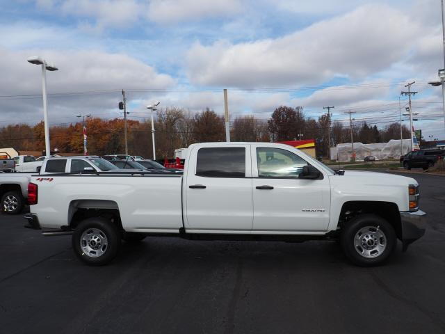 2019 Silverado 2500 Crew Cab 4x4,  Pickup #K55450 - photo 3