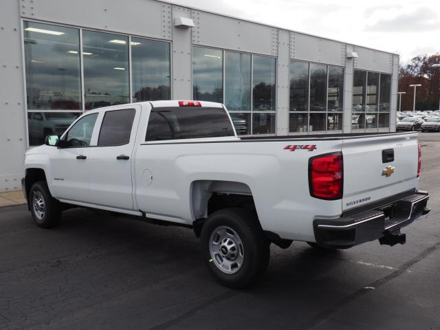 2019 Silverado 2500 Crew Cab 4x4,  Pickup #K55450 - photo 4
