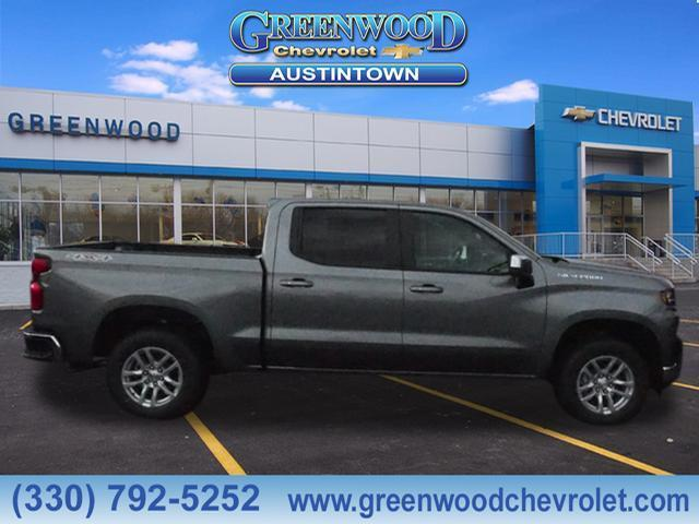 2019 Silverado 1500 Crew Cab 4x4,  Pickup #K55451 - photo 3