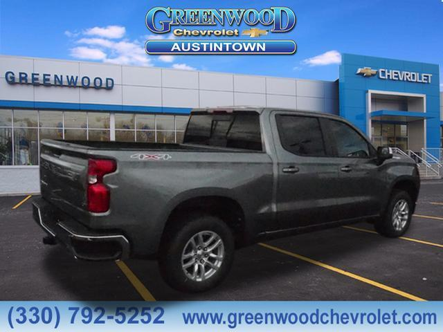 2019 Silverado 1500 Crew Cab 4x4,  Pickup #K55451 - photo 2