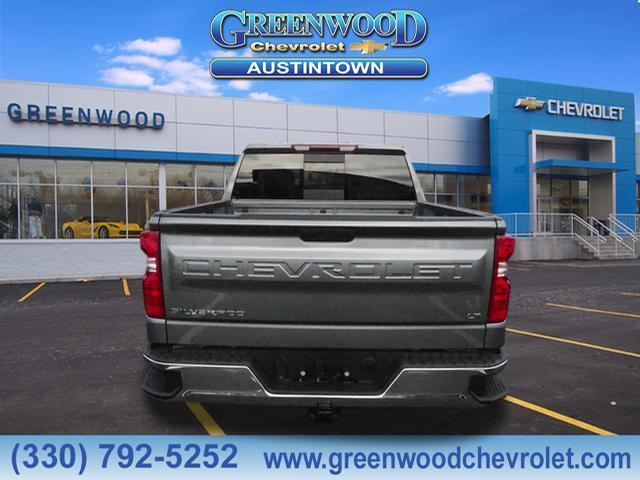 2019 Silverado 1500 Crew Cab 4x4,  Pickup #K55451 - photo 4