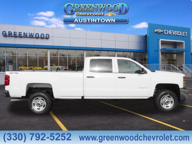2019 Silverado 2500 Crew Cab 4x4,  Pickup #K55453 - photo 3