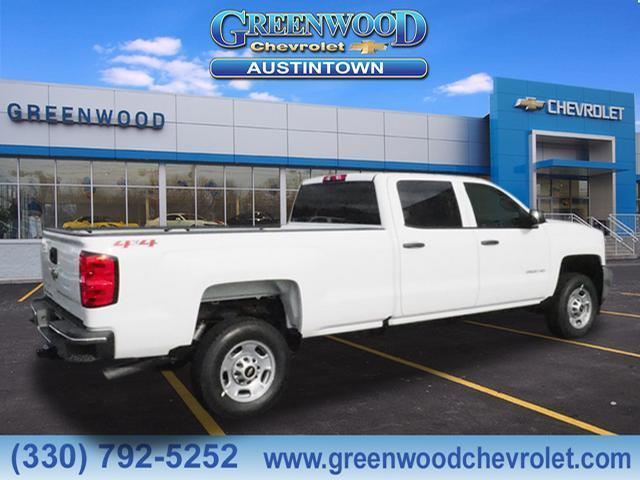 2019 Silverado 2500 Crew Cab 4x4,  Pickup #K55453 - photo 2