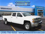 2019 Silverado 2500 Crew Cab 4x4,  Pickup #K55453 - photo 1