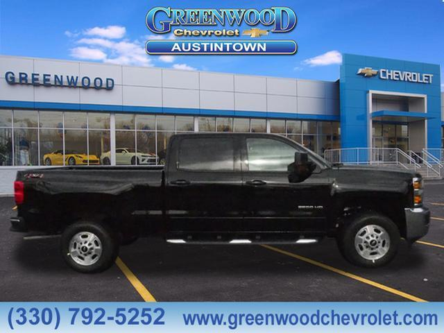2019 Silverado 2500 Crew Cab 4x4,  Pickup #K55454 - photo 3