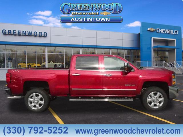 2019 Silverado 2500 Crew Cab 4x4,  Pickup #K55455 - photo 3
