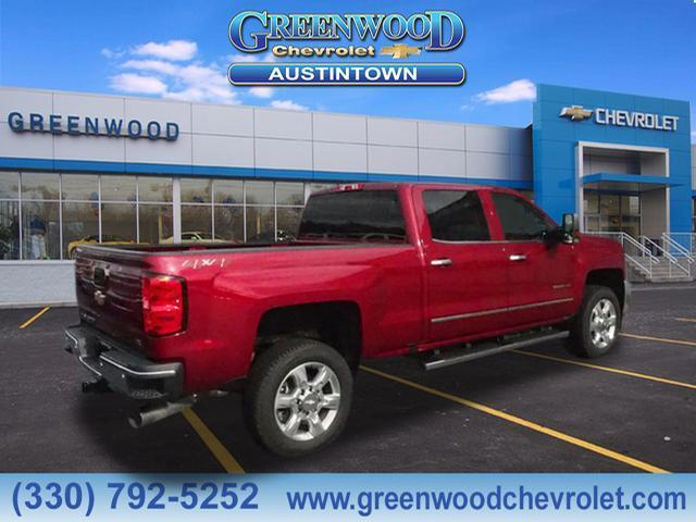 2019 Silverado 2500 Crew Cab 4x4,  Pickup #K55455 - photo 2