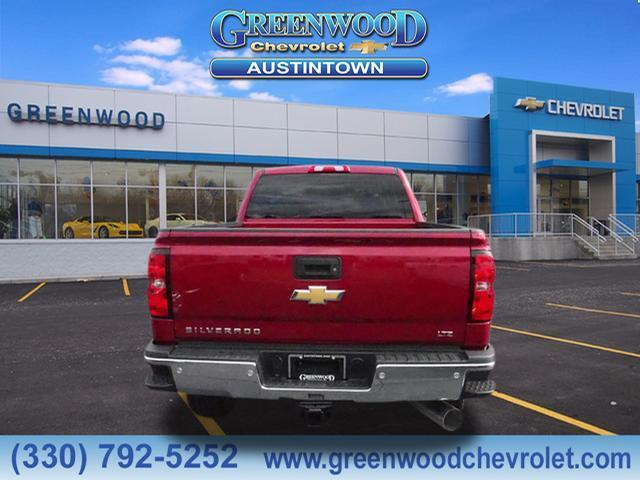 2019 Silverado 2500 Crew Cab 4x4,  Pickup #K55455 - photo 4
