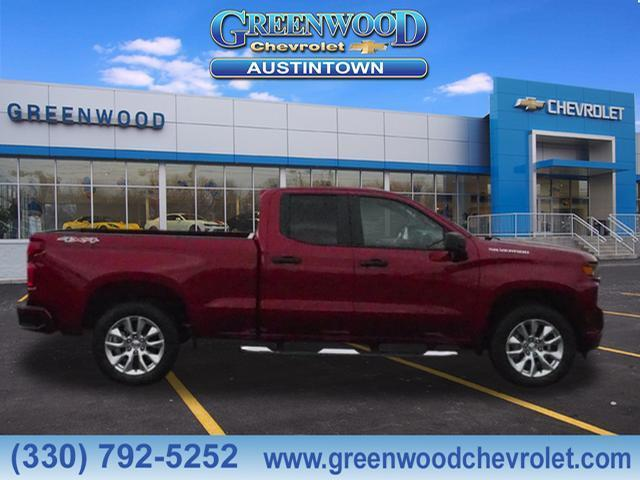 2019 Silverado 1500 Double Cab 4x4,  Pickup #K55469 - photo 3