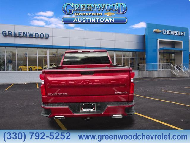 2019 Silverado 1500 Double Cab 4x4,  Pickup #K55469 - photo 2